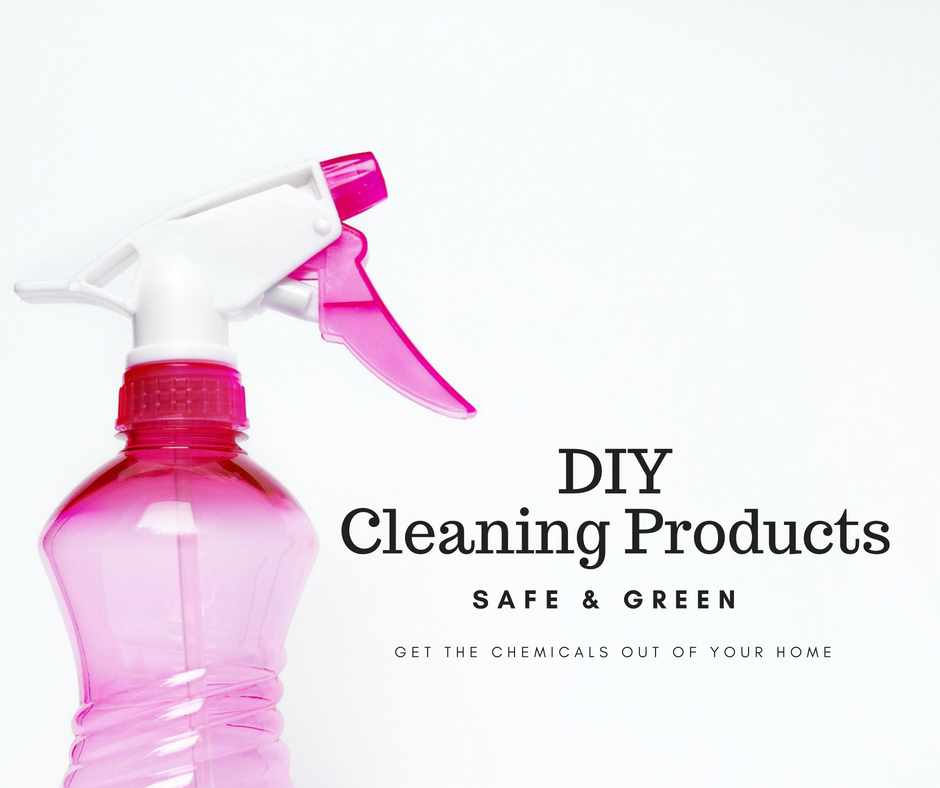 DIY Cleaning Products FB