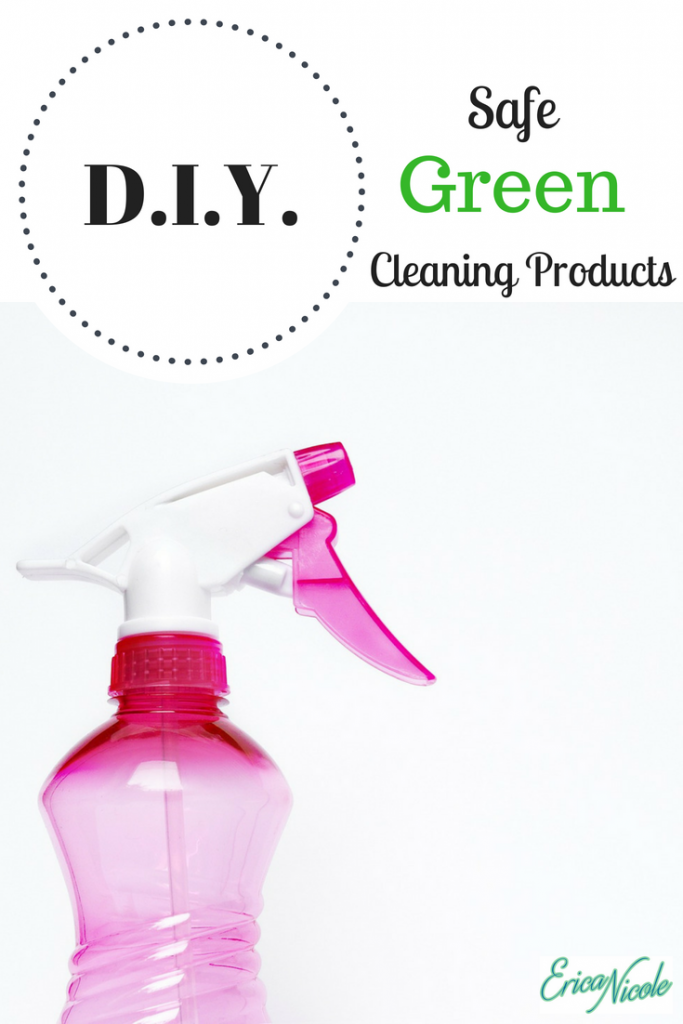D.I.Y. Cleaning Products